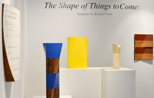 """Shape of Things to Come"" by Kevin O'Toole is on display through July 24 at Strohl Art Center."