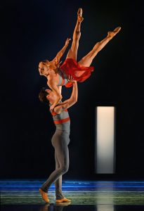 "Photo by Peter Zay  Sasha Janes' ""We Dance Through Life"" will be one of the four ballets performed tonight at 8:15 p.m. in the Amphitheater in collaboration with the Chautauqua Symphony Orchestra."