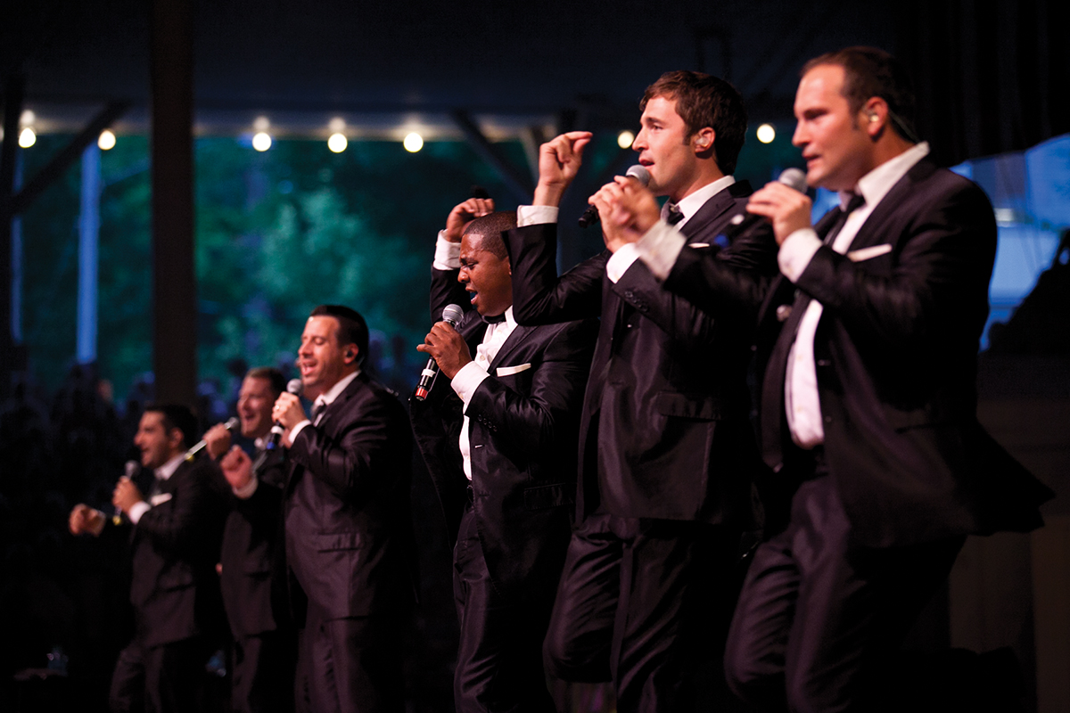 Crowd-Favorite A Cappella Group Straight No Chaser Excited for ...