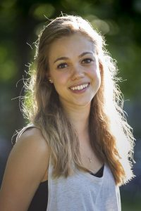 Charlotte Ballet apprentice dancer Cara Hansvick is a recipient of The Chautauqua Dance Circle Scholarship.