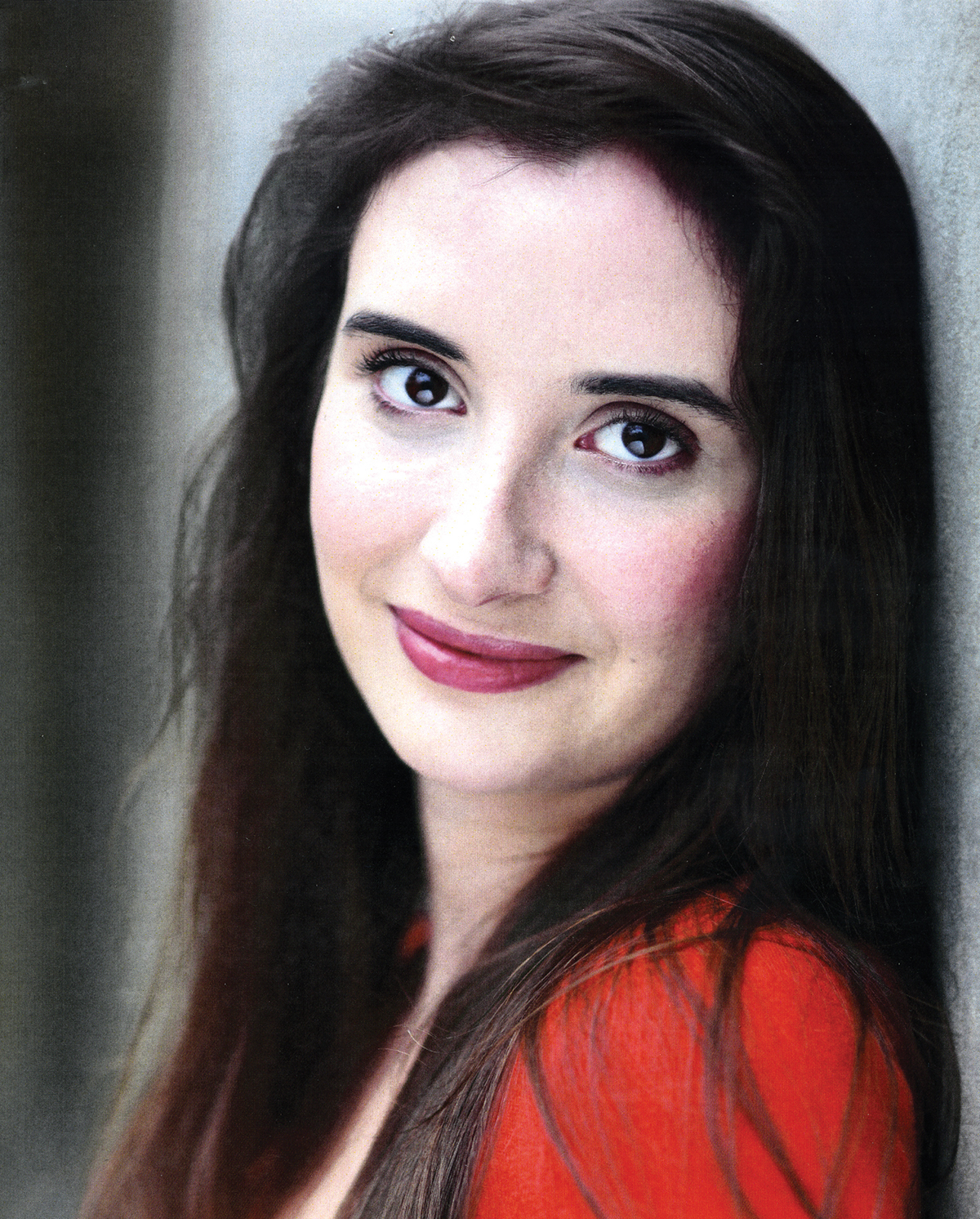 Emily Daly from CTC's 'Noises Off' talks about her family of