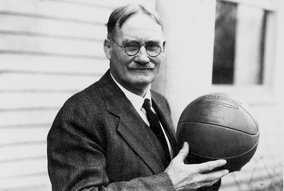 we have a lot to be thankful to james naismith Someone proposed to call it naismith game, but he suggested we have a ball at a time when the nba was experiencing a lot of james naismith, basketball:.