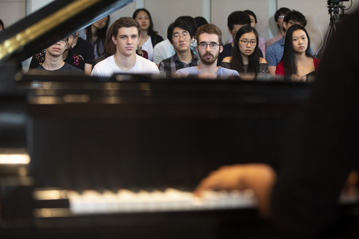 Time to let the seed grow': Piano Program comes to an end at