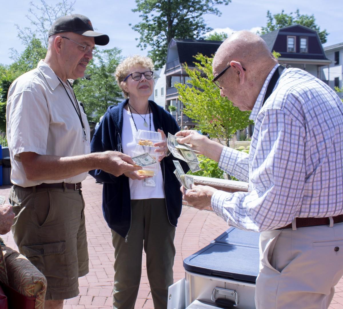 King of Tarts' Herb Keyser to Host Charitable Baking