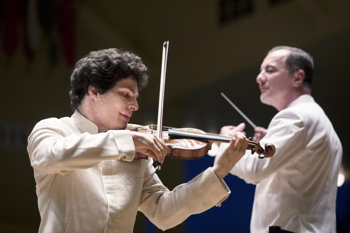 Hadelich and CSO to Perform Challenging and Narrative Pieces