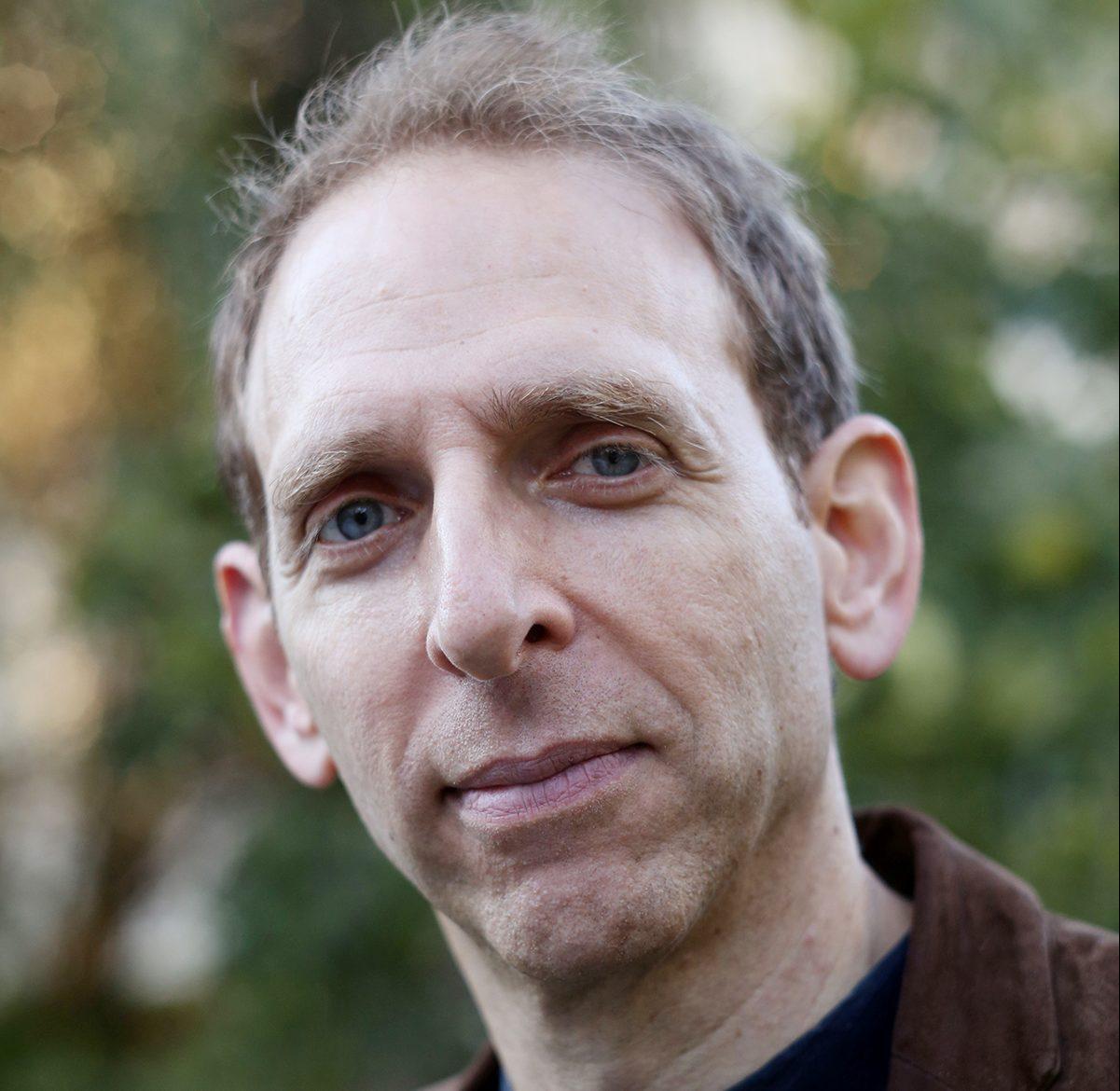 Author Dan Ephron