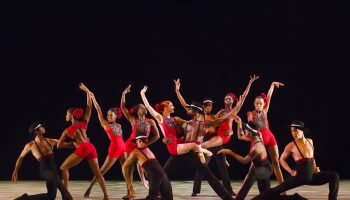 Ailey II in Bridget L. Moore's Skethces of Flames