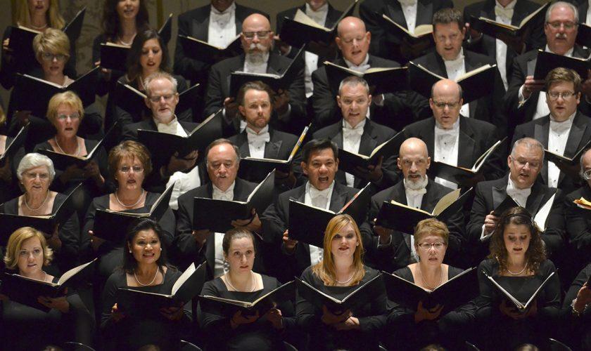 The Columbus Symphony Orchestra, Carmina Burana