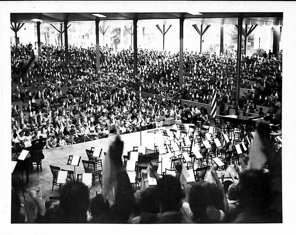 Photo Courtesy of Chautauqua Institution Archives