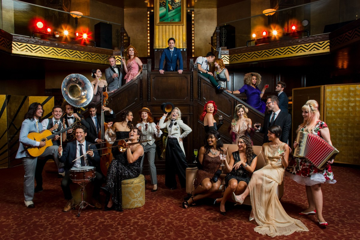 Renowned Musicians Of Postmodern Jukebox Bring Their Welcome To The Twenties 2 0 Tour To Chautauqua The Chautauquan Daily