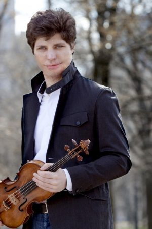 """072919_val lick Staff writer Soloists Augustin Hadelich and Orion Weiss have performed their way across America — and developed a close musical connection. Today, the two musicians will join forces in a powerful chamber music duo. Hadelich, a violinist and Musical America's 2018 Instrumentalist of the Year, and Weiss, a pianist and Classical Recording Foundation's 2010 Young Artist of the Year, will perform at 4 p.m. today in Elizabeth S. Lenna Hall as part of the Chautauqua Chamber Music Guest Artist Series. The program is spread across two centuries; it begins with Ludwig Van Beethoven's 1800 Violin Sonata No. 4 in A minor, and ends with John Adams' 1995 """"Road Movies."""" Hadelich has performed with every major orchestra in America — and collected a Grammy Award along the way. In a 2018 interview with Interlude magazine, he said that """"music is vital to the human spirit. It's essential to play music written today and not live only in the past. That being said, in any era of music history, the majority of music written isn't great, and our time is not an exception. As time passes, it's as if a fog lifts, and gradually it becomes clear what the great, enduring works of art are."""" At 35, Hadelich is a youthful voice in the world of elite musicians. Born in Tuscany to German parents, he attended Juilliard and has been a New Yorker — and an internationally touring artist — ever since. Hadelich has performed solo, with orchestras and in chamber groups. He told Interlude that chamber music is a more personal interaction with listeners. """"In chamber music and recitals, I can explore the softer dynamics and more subtle nuances, and feel the more intimate involvement of the audience,"""" Hadelich said in 2018. """"In terms of communication with the other musicians though, I actually find little difference between how I communicate with other musicians in a concerto and in chamber music. There is no concerto that does not require the soloist to listen intently and interact closely with """