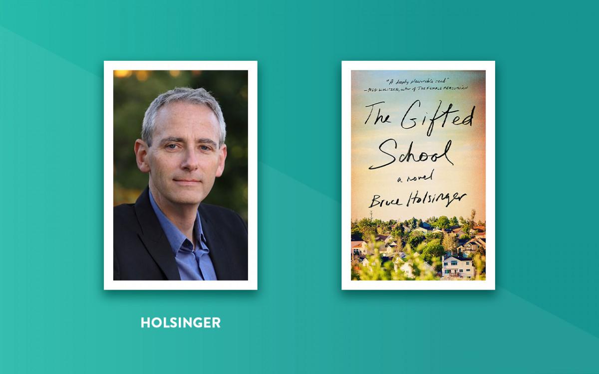 Bruce Holsinger thum